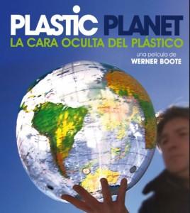 cartel del documental Plastic Planet