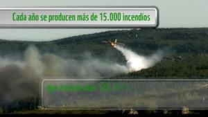 campaña contra los incendios forestales