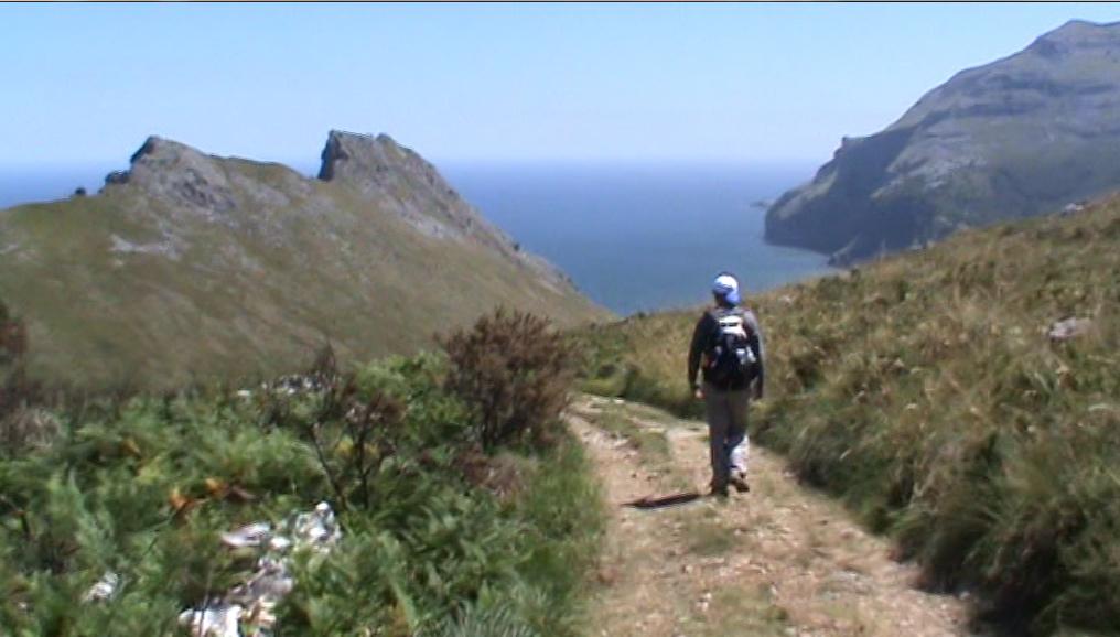 ruta a la playa de San Julián