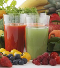 zumos de fruta